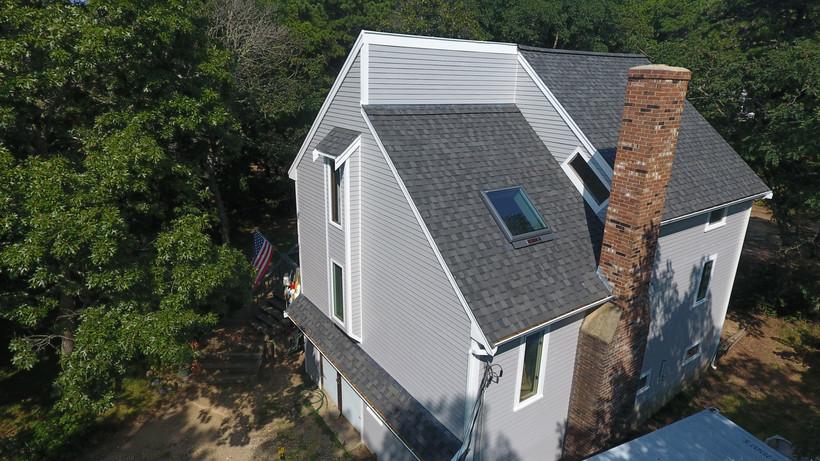 Hardi-Plank & Roof Eastham
