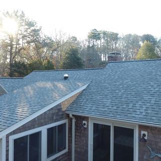 """Cobblestone"" Roof Chatham, MA"
