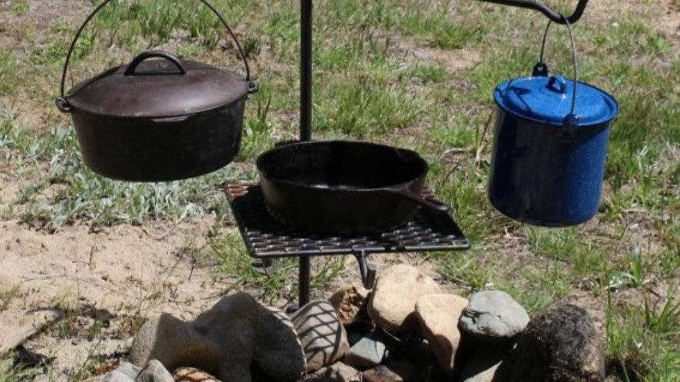 Fire Stick Cooking Set