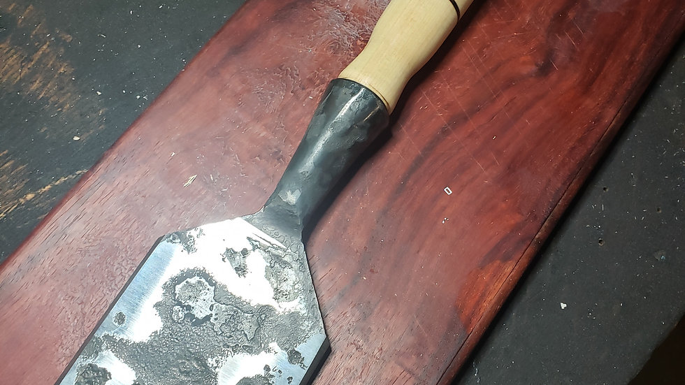 "4"" Hand Forged Woodworking Chisel"