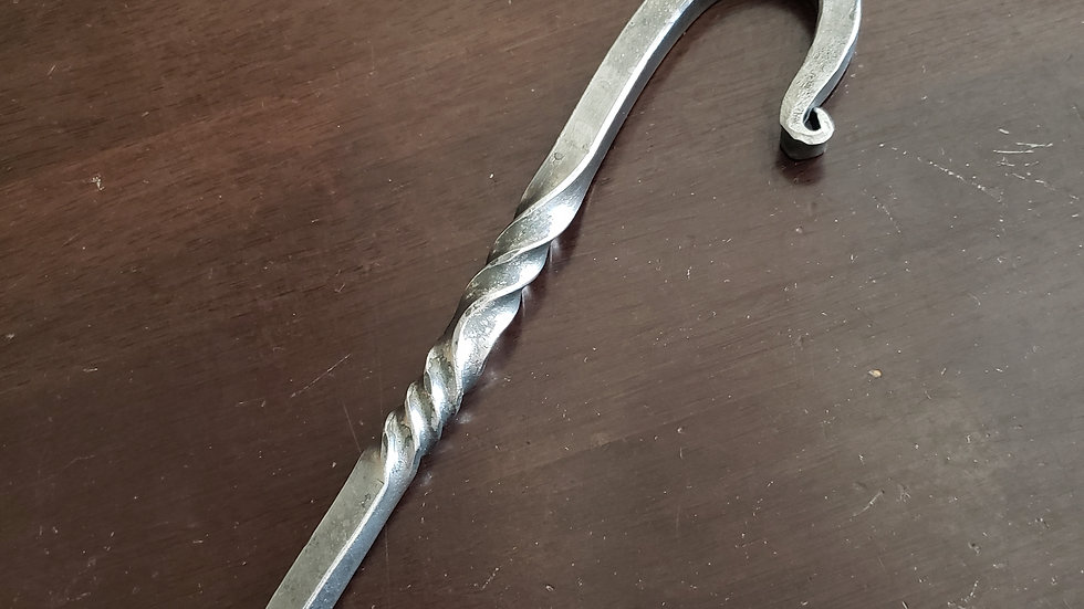 """Forged Tent Pegs, Heavy Duty 8"""" Long"""