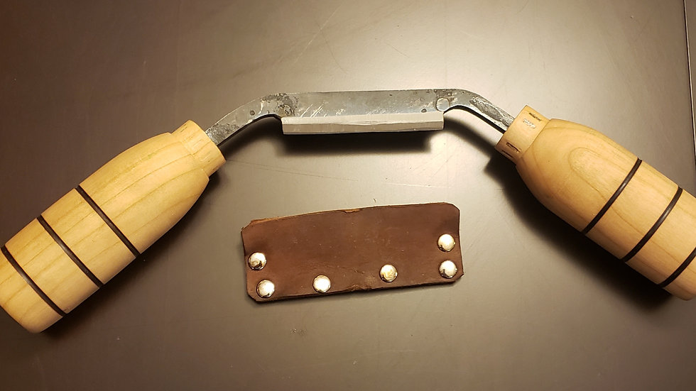 "Drawknife 3"" Blade"
