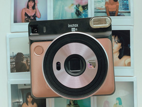 How To Use The Instax Square SQ6 Camera