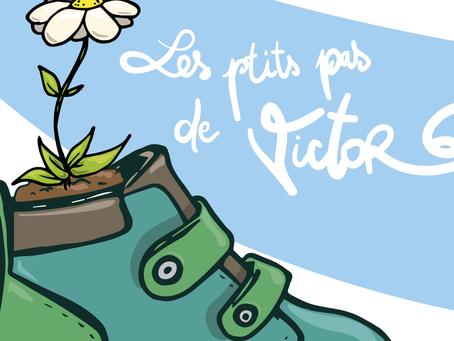 La réflexologie pour Victor, association Les P'tits Pas de Victor.