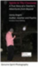 Jonny Angels Psychic Author and Teacher
