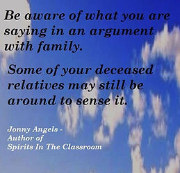 Author, Psychic and real teacher, Jonny Angels. The Book 'Spirits in The Classroom' a fascinating True Story