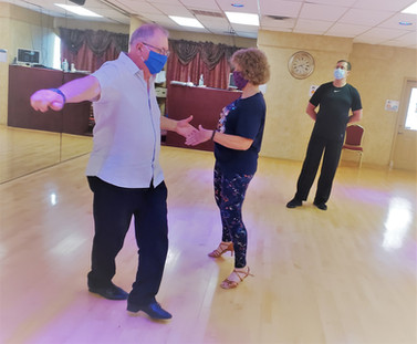 Private Dance Lessons for Couples
