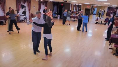 Huge Dance Floor!