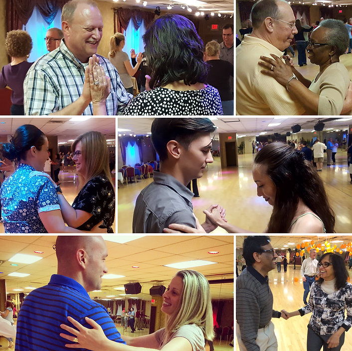 Ballroom, Latin, Swing, Salsa for Date Night