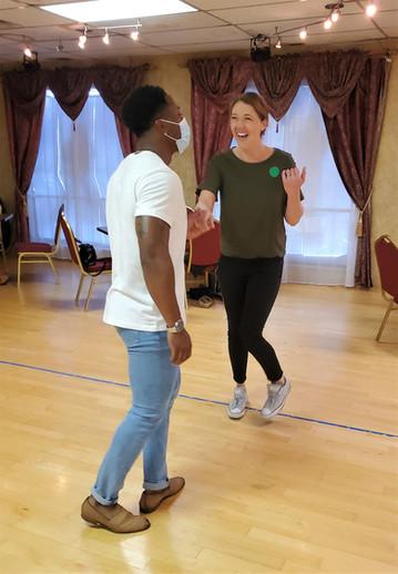 Beginner Group Dance Classes!