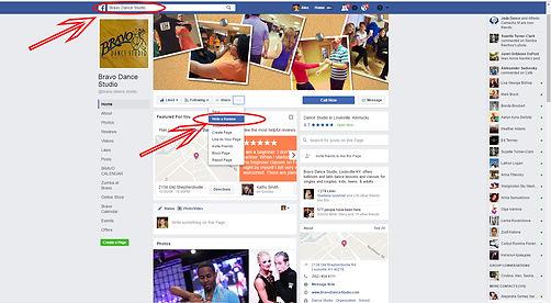 bravo dance studio on facebook