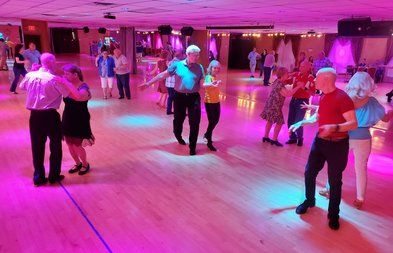 Social Dance Parties are tons of fun!