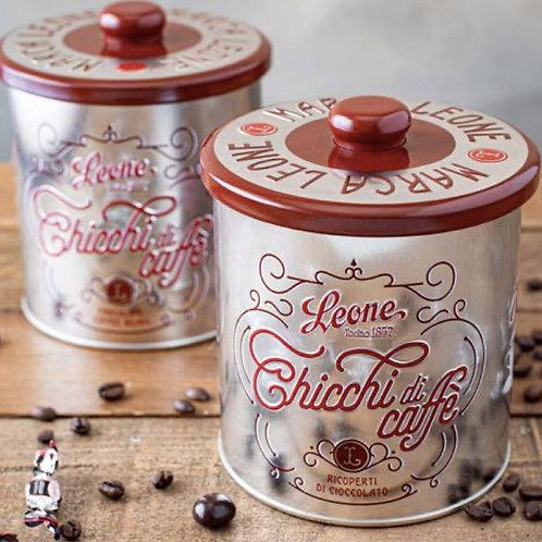 Chicchi di caffè e Giandujotti - Leone