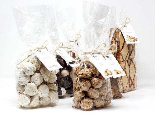 Biscotti in sacchetto