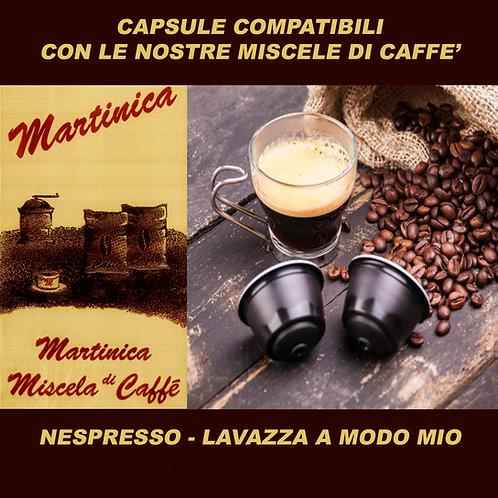50 Capsule Compatibili Nespresso - Lavazza A Modo Mio
