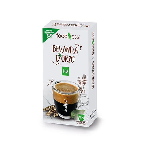 Bevanda d'Orzo Bio - Nespresso
