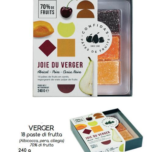 Paste di frutta - Gelée 240g