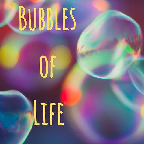 Bubbles of Life - Audio Meditation Story. Written & read by Sontaan