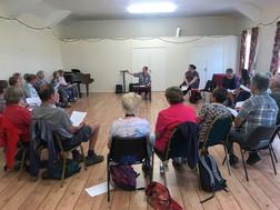 Cheryl Camm Singing Workshop 2