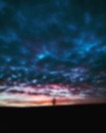 Western sky from the front door.jpg