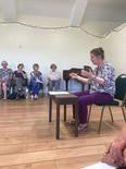 Cheryl Camm Singing Workshop 1