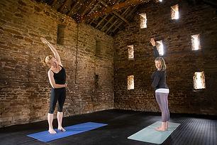 Susie & Amanda - Pilates