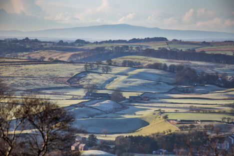View from Walltown to Gilsland