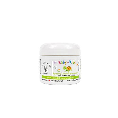 Deserving Health 天然有機嬰幼兒特殊護理霜 Specialty Cream 60ml