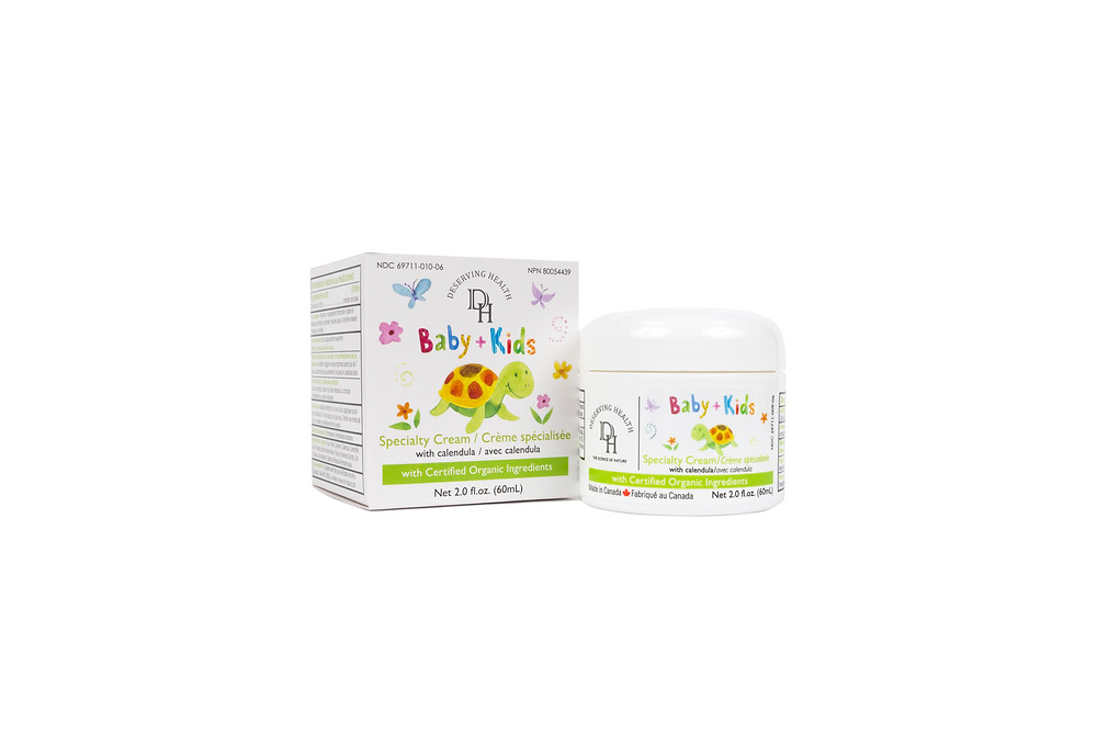 能暫時快速、有效舒緩尿布疹、濕疹、紅疹和蕁麻疹等引起的輕微皮膚刺激