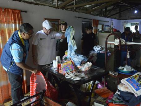 Lluvia deja 460 viviendas inundadas en Soledad