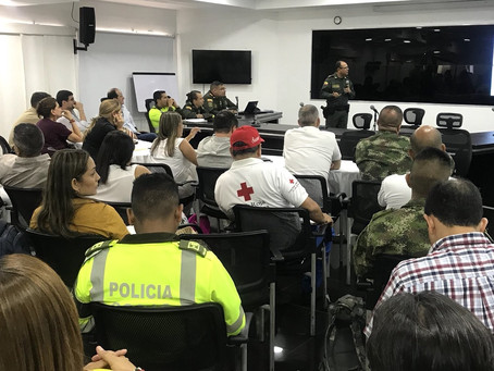 Barranquilla prepara su seguridad para este viernes de guacherna