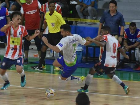 Independiente Barranquilla choca contra Niza