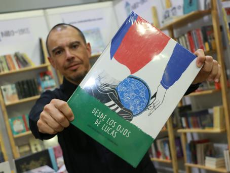 Juan Carlos Quezadas, el escritor que le apasiona el deporte y la literatura