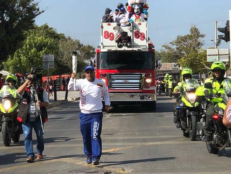El Fuego Centroamericano volvió a su sede Barranquilla