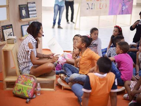 Niños de Barranquilla disfrutarán de la literatura con el Festival Épico