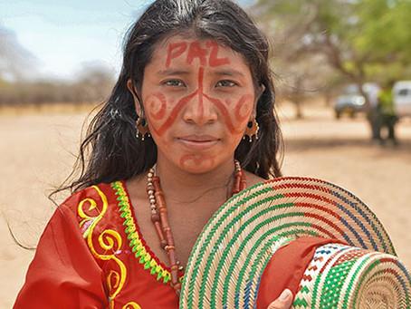 Autoridades Wayuu comunican desalojo de comerciantes foraneaos