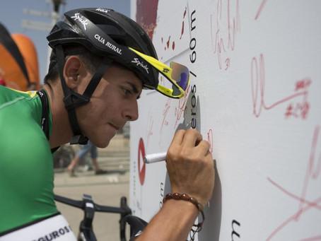 De Barranquilla para el mundo: Nelson Soto dejó su firma en la Vuelta a España