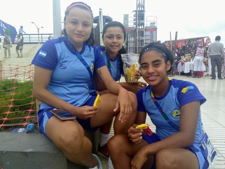 El mal rato ya pasó, ahora nos queda disfrutar de la bonita Barranquilla: futbolista nicaragüense