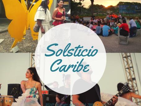 Así celebró el Caribe el solsticio de verano