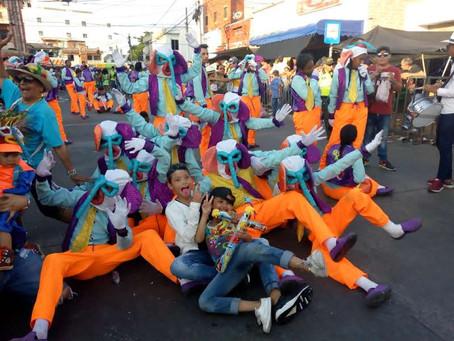 Gran Parada Carlos Franco, un desfile culturalmente diverso.