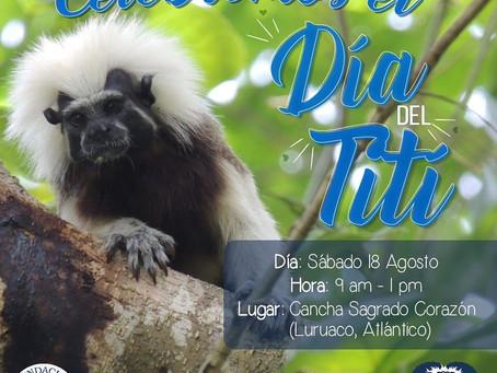 Luruaco, Atlántico celebra el día del Títí