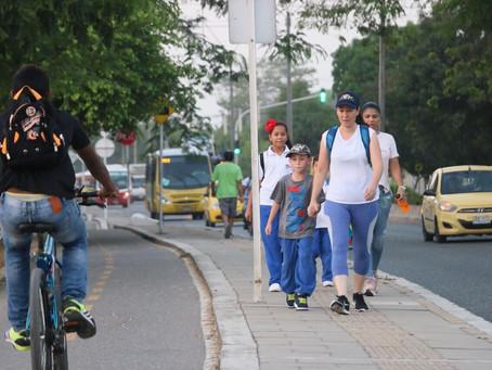 80mil vehículos dejarán de circular en el día sin carro en Montería.