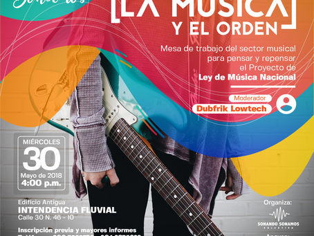 Músicos de Barranquilla analizarán proyecto de ley del sector