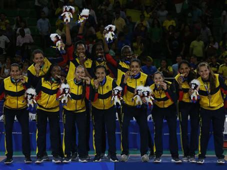 Oro histórico para Colombia en baloncesto
