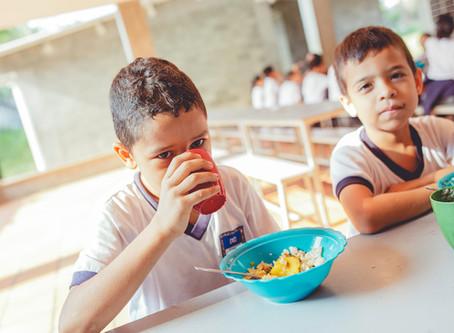 Se asignó firma para Programa de Alimentación Escolar en Cartagena