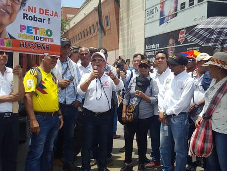 Jornada nacional de protestas de maestros durante este jueves