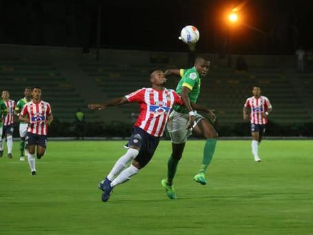 Junior superó a Quindío y avanzó en los cuartos de la Copa Águila