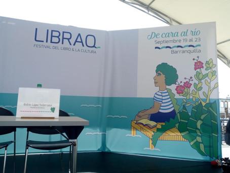 Barranquilla realizará la Feria del Libro, LIBRAQ