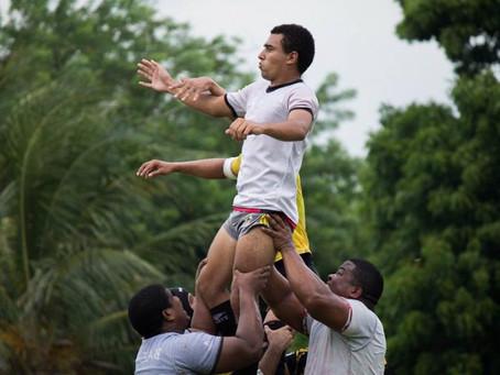 El rugby se toma Barranquilla