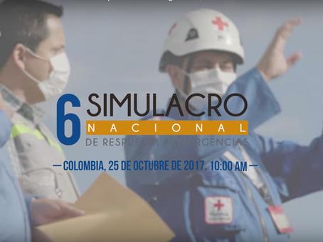 El Caribe se prepara para el  Simulacro Nacional de respuesta a emergencias